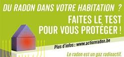 Radon en province de Luxembourg