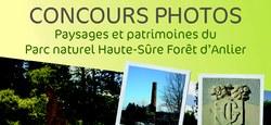 """Concours photos """"Paysages et patrimoines du Parc naturel Haute-Sûre Forêt d'Anlier"""""""