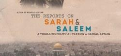 "Film palestinien ""The reports on Sarah & Saleem"" au Foyer à Habay-la-Vieille"