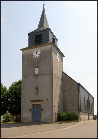 Eglise de Rulles