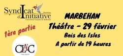"""Théâtre à Marbehan """"Est-ce vraiment nécessaire?"""""""