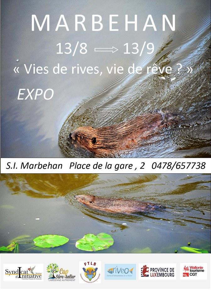 Expo Vies de rives vie de rêve