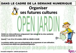 Organiser ses futures récoltes grâce à OpenJardin