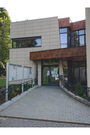 Entrée mairie